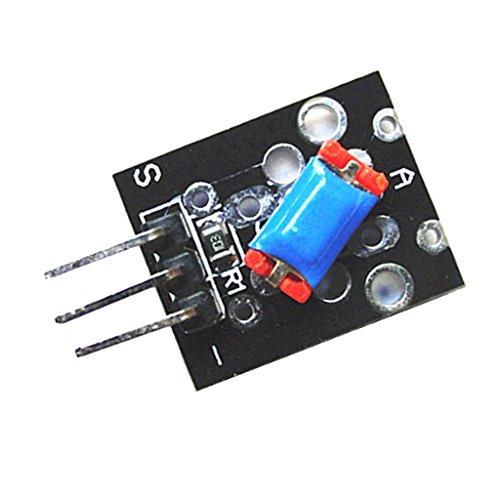 Homyl KY-020 Standard Neigung Schaltermodul einfache Schaltung zu Bauen und Kipp-Anzeigelampe