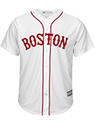 Majestic MLB Boston Red Sox coolbase Maillot Alternate Home
