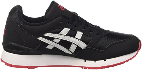 Asics Gel-Atlanis, Scarpe Running Unisex-Adulto Nero (Black/Soft Grey)