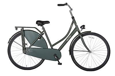 """28"""" 28 Zoll Damen Fahrrad Holland City Fahrrad Rad Hollandrad Damenfahrrad Cityrad Damenrad Roma GrÜn"""