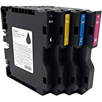 Multipack 4 cartucce d'inchiostro Ricoh GC41 (non sublimazione)