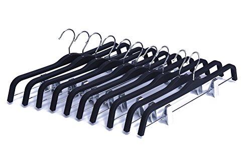 js-hanger-cintres-en-caoutchouc-mat-sans-glissement-avec-revetement-en-caoutchouc-et-clips-a-2-regla