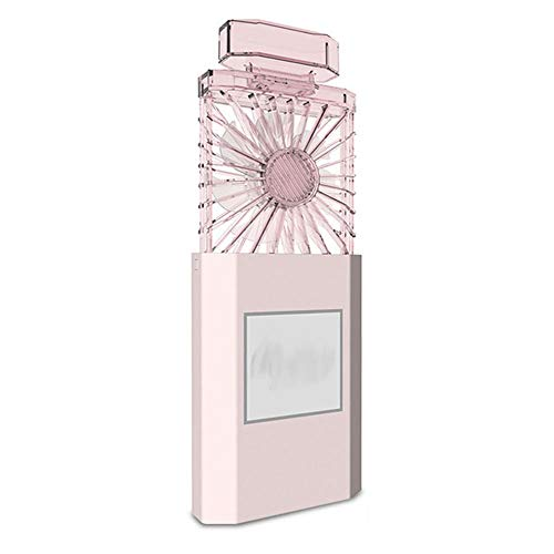 Stille Frau des Kleinen FanparfüMs Tragbarer USB, Der Speicher AufläDt ()