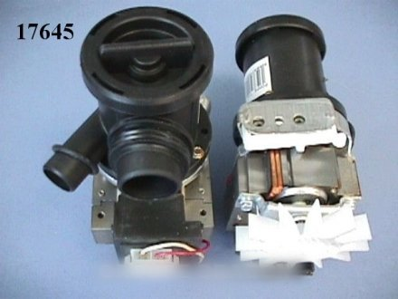 Whirlpool–Bomba vaciado lavadora Whirlpool T12+