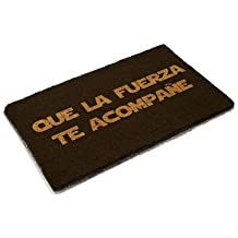 Star Wars Doormat May The Force Be With You 50 x 70 cm *Spanish Version Toys Rugs