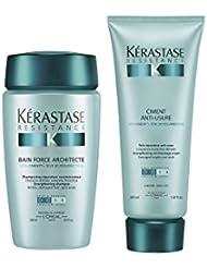 Kérastase–Kerastase Bain Force Architecte et ciment anti-usure Anti-usure (Duo shampoing et après-shampoing)