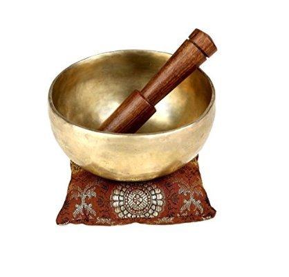 YouCan-Cuenco grande cuenco tibetano Set hecha