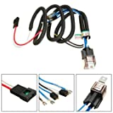 Best GENERIC Kits Wiring Harnesses - Generic 12V Truck Car Horn Relay Wiring Harness Review