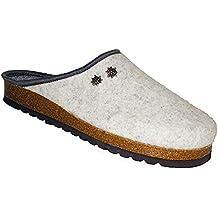 Saty - Zapatillas de estar por casa de Fieltro para mujer