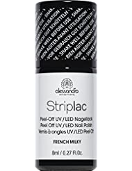 alessandro Striplac French Milky, 1er Pack (1 x 8 ml)