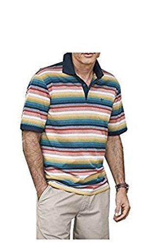 hajo Poloshirt für Den Herren von Petrol Mango