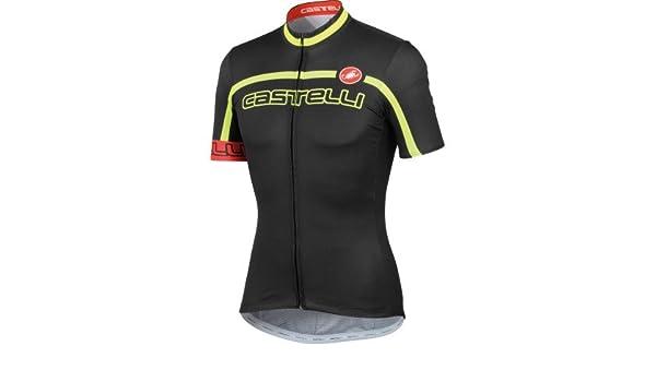 Castelli Velocissimo Team Cycling Jersey Gentlemen yellow black (Size  XL)  Cycling Jersey  Amazon.co.uk  Sports   Outdoors 145980880