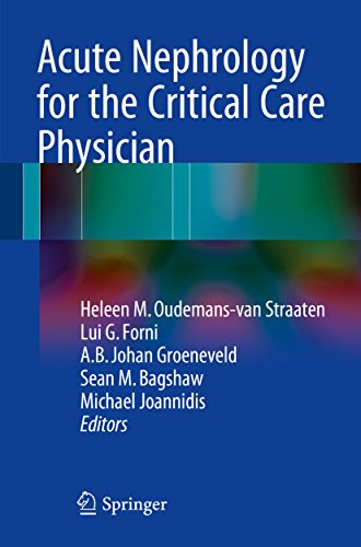 Acute Nephrology for the Critical Care Physician (English Edition)