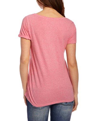 O 'Neill LW WAVE Shortsleeves Frauen T-Shirt bedruckt Camelia Rose