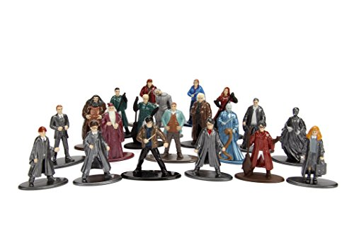 Jada- Nano MetalsFig Pack 20 Figuras Harry Potter, Multicolor (0801310844144) 3