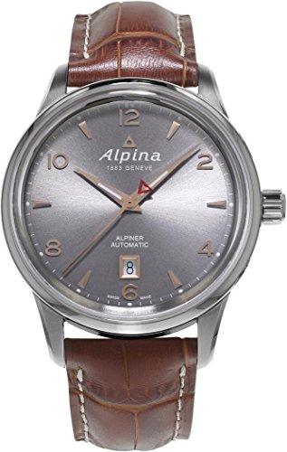 Alpina Geneve Alpiner Automatic AL-525VG4E6 Reloj Automático para hombres Clásico & sencillo