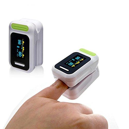 LQUIDE Pulsoximeter Blutsauerstoffsättigung Und Puls Messung Fingeroximeter,Blutsättigungs-Monitor Spo2 Blut-Sauerstoff-Meter Der Kinder,Pulsoximeter-Fingerspitze