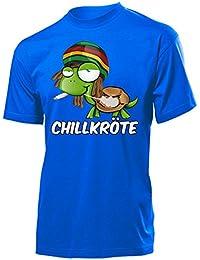 Comedy - CHILLKRÖTE T-Shirt Herren S-XXL