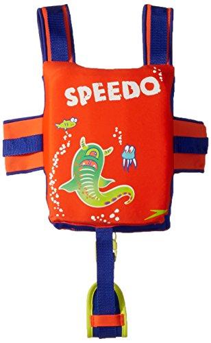 Speedo Kids 'Begin to Swim Float Coach, Float Coach, Orange Crush
