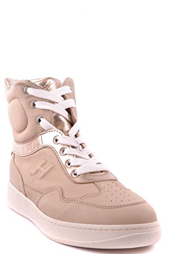 Sneakers alte Hogan In Pelle Beige
