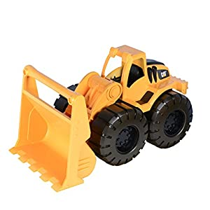 Hot Wheels- Disney Cat Vehículo de Obras Públicas y Construcción R (Toy State 82033