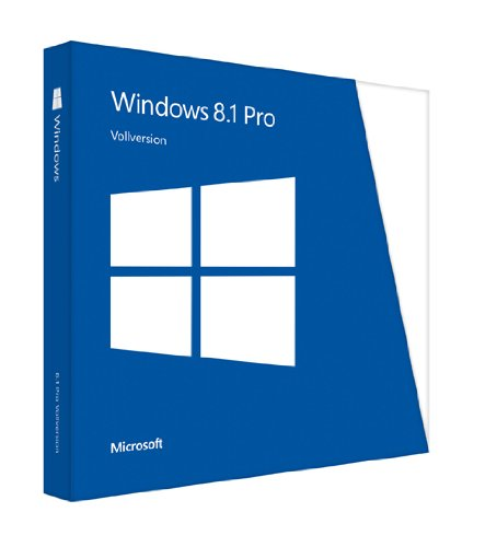 Windows 8.1 Pro Vollversion 32/64 Bit