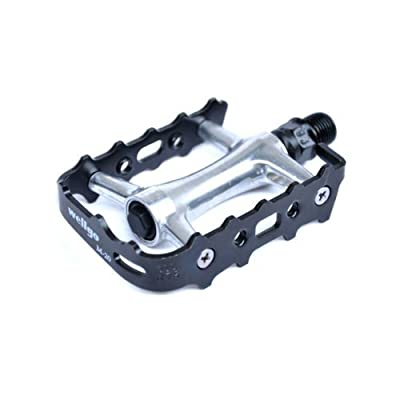 New Wellgo M-20 Aluminum Bicycle Cycling Bike Pedals For Mountain And Road by Pellor from Wellgo