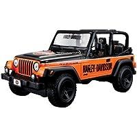 Maisto - Jeep Wrangler Rubicon en escala 1/24 (32190)