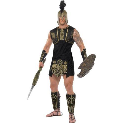 Karneval Herren Kostüm Achilles Krieger griechischer Mythos Größe L