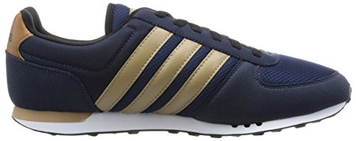 Adidas City Racer, Scarpe sportive, Uomo Blu (Azul (Maruni / Stcaqp / Negbas))