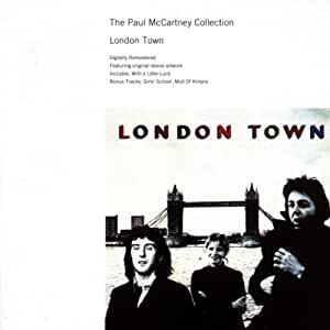 London Town [Import anglais]
