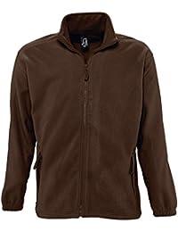 Sol 's–Forro polar Jacket North Marrón marrón chocolate Talla:small
