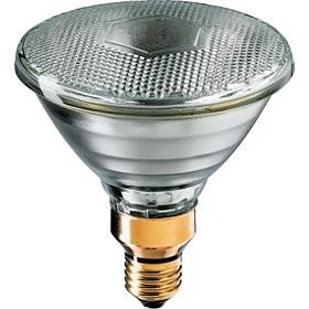 Lampadina incandescenza Reflector Par 38 FLOOD 120W luce 2700k