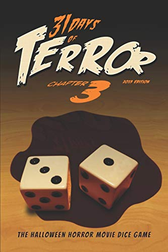 31 Days of Terror (2019): The Halloween Horror Movie Dice Game