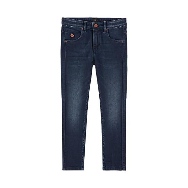 Pepe Jeans – Hero Pipes – PANTALÓN Vaquero NIÑO