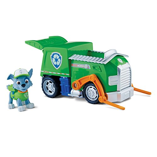 PAW PATROL Rocky Basic Vehicle