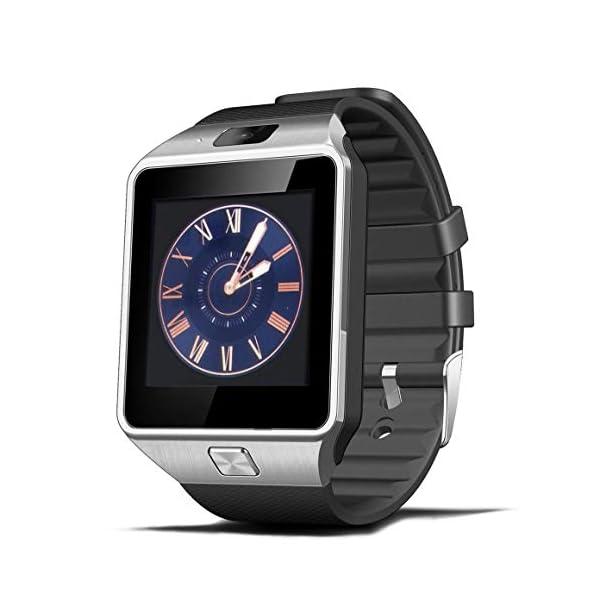 Funnyrunstore Smart Watch Dz09 Gold Silver Smartwatch Relojes para iOS para Android Sim Card Camera Camera Watch 8