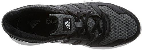 Adidas - Adidas Galaxy M Scarpe Running Uomo Nere Pelle Tela M29371 Grigio