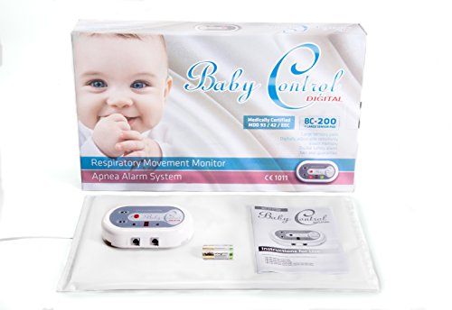 baby-breathing-apnoea-monitor-with-digitally-adjustable-sensitivity-complete-with-1-x-sensor-pad