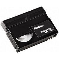 Hama Mini DV Cleaning Cassette - Cinta de limpieza Mini- DV, negro