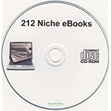 212 Niche eBooks With Resale Rights Resell Make Money Online Work From Home Business Internet Marketing