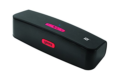 Have a go at4 StreetParty Drahtloser 3 Bluetooth Lautsprecher schwarz
