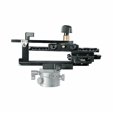Manfrotto 303SPHUK 303SPH Upgrade Kit for 3415 QTVR Kit (Black)