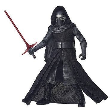 Hasbro – B3837 – Star Wars – The Black Series – Kylo Ren – Figura de Acción 1...