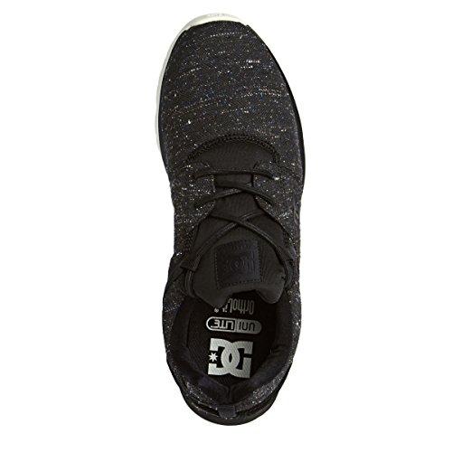 DC HEATHROW SE M BLO Herren Sneakers Black Black