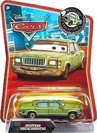 Disney / Pixar CARS Exclusive 155 Die Cast Car Final Lap Series Jonathan Wrenchworths by Disney
