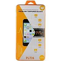 PLT24® 0,3mm 9H Hartglas / 2.5D round edge / Panzerglas / Displayschutzglas / Tempered Glass / Panzer Display Glas Folie / Schutzglas / Glasfolie / Verbundenglas für Samsung Galaxy A3 2015