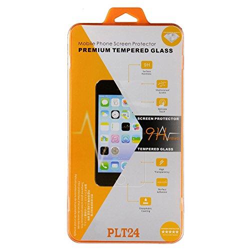 PLT24 9H Hartglas / 2.5D Ro& Edge/Panzerglas / Bildschirmschutzglas/Tempered Glass/Panzer Glas Folie/Schutzglas / Glasfolie/Verb&englas für Sony Xperia Z1 Compact