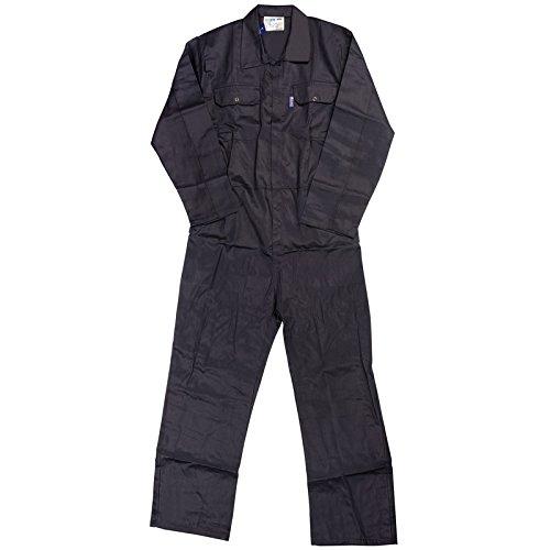 Draper 37813 Workwear Blue Boiler Suit (Medium, 42-44 Inches)