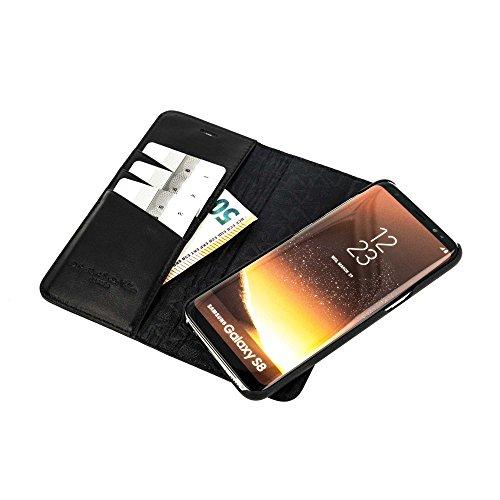 Qiotti Apple iPhone 7/7Plus Magic Smart Collection caffè COFFEE iPHONE 6 / 6S / 7 BLACK